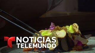 Download Chef peruano lleva su cultura a la alta cocina | Noticiero | Noticias Telemundo Video