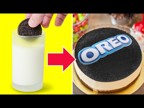 27 CAKE AND CANDY HACKS TO TRY AT HOME