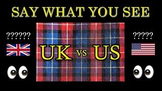 Download AMERICAN vs BRITISH English **50 DIFFERENCES** Video