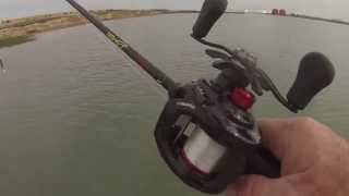 Download Trying Out New Daiwa Tatula Reels On Speckled Trout Video