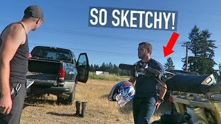 Download THIS BIKE WAS NOT WHAT WE EXPECTED Video