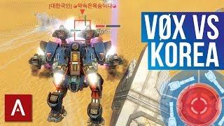 Download War Robots Clans: VØX vs KOREA | Clan Battles Video
