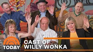 Download 'Willy Wonka' Cast Reveal Secret Behind Chocolate River | TODAY Video