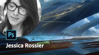 Download Masterclass avec Jessica Rossier | Concept Art et illustration | Adobe France Video