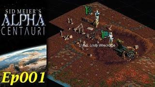 Download Alpha Centauri: Alien Crossfire - Ep001 - Let's Get Started Video