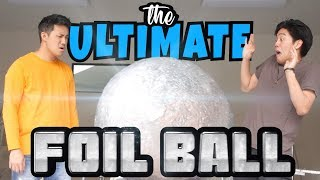 Download The Ultimate Foil Ball (definitely clickbait) Video