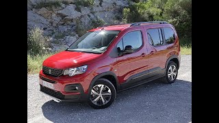 Download Essai Peugeot Rifter BlueHDI 130 EAT8 GT Line (2018) Video