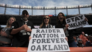 Download Oakland Raiders file relocation papers with NFL Video