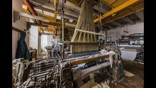 Download Abandoned Knitting factory in East-Germany Timecapsule from 1992 Video