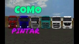 Download Aprenda a pintar as skins do grand truck simulator rápido e fácil Video