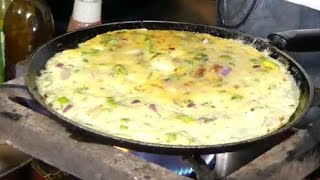 Download WORLD NO 1 Double Eggs Omelet | Mouthwatering Omelet | Street Food | Street Omelet | Video
