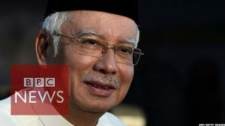 Download Malaysia PM Najib Razak challenged by Mahathir Mohamed to 'show accounts' BBC News Video