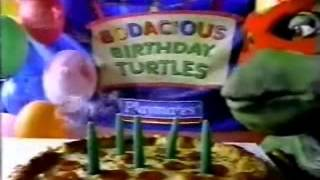 Download The Commercial Break - Special TMNT Toys 1992-1997 Video