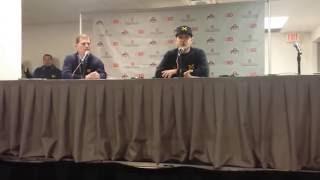 Download Jim Harbaugh - OSU vs. Michigan Post Game - THEOZONE Video