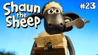 Download Sehari bersama bitzer - Shaun the Sheep [Bitzer for a Day] Video