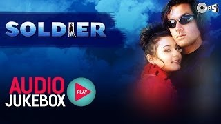 Download Soldier Jukebox - Full Album Songs - Bobby Deol, Preity Zinta, Anu Malik Video