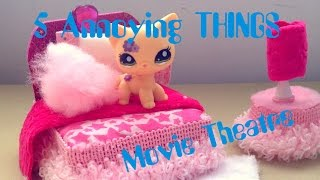 Download LPS 5 Annoying Moments at the Movie Theatre Video