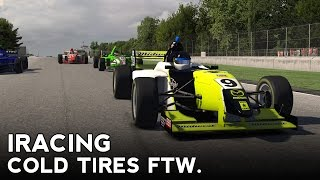 Download iRacing : Cold Tires ftw. (Star Mazda @ Road America) Video