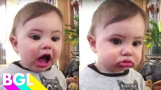 Download Baby First Words! | Try Not To Laugh Challenge Video