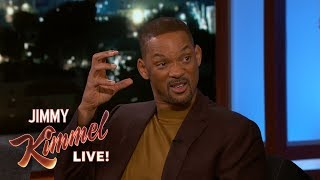 Download Will Smith on His Competitive Friend Michael Jordan Video