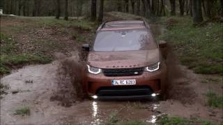Download LAND ROVER DISCOVERY 5 ***EXTREME OFFROADING*** Full Stock Video