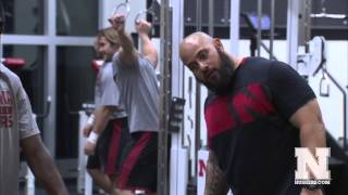 Download Coach Philipp /// Nebraska Strength and Conditioning Video
