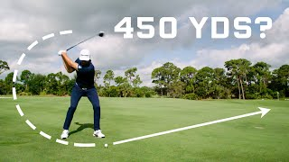Download Why It's Almost Impossible to Drive a Golf Ball 450 Yards (ft. Dustin Johnson) | WIRED Video