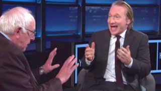 Download Bill Maher & Bernie Sanders Explain 'Socialism' To America Video