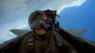 Download F-16 vs F-15 dogfight Video