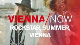 Download Hanging out with a rockstar on a summer day in Vienna | VIENNA/NOW Video