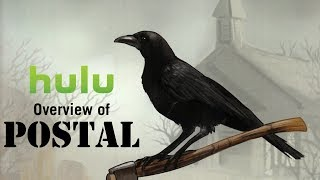 Download Overview of POSTAL   Comic Book/Hulu Show! Video