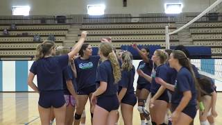 Download UP Lady Argo Volleyball Finished Week 1 of Preseason Practice Video