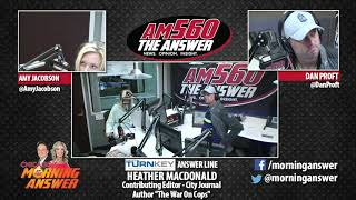 Download Chicago's Morning Answer - Heather MacDonald - August 18, 2017 Video