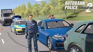 Download Autobahn Police Simulator 2 - Stone Thrower! Gameplay 4K Video