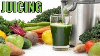 Download Juicing & Blending For Health Video