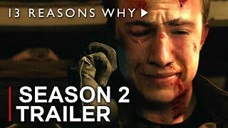 Download 13 REASONS WHY Season 2 Trailer Concept (2018) Netflix Thirteen Reasons Why Video