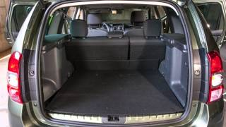 Download RENAULT DUSTER 2015 luggage boot Video