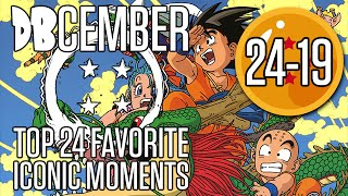 Download DBcember: Top Iconic Moments in Dragonball: 24-19 Video