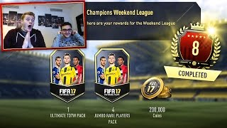 Download TOP 10 IN THE WORLD FUT CHAMPIONS REWARD PACKS!!! Video