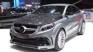 Download 2017 Mercedes GLE 43 Coupe - Exterior And Interior Walkaround-2017 Montreal Auto Show Video