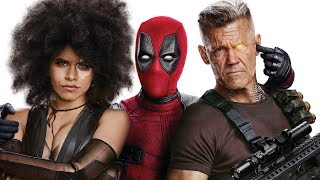 Download Deadpool 2 ALL RED BAND Trailers Video