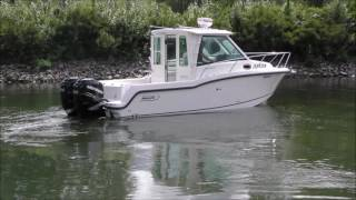 Download 2013 Boston Whaler Conquest 285 Pilothouse Water Trial Video