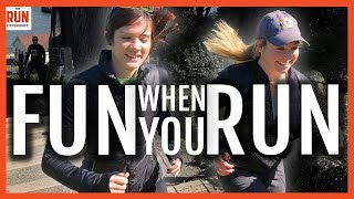 Download How To Make Running Fun - 4 Tips! Video