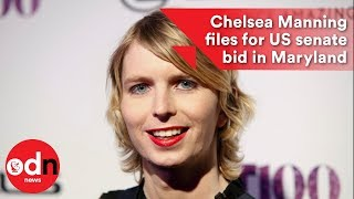 Download Chelsea Manning files for US senate bid in Maryland Video