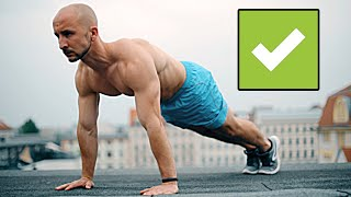 Download The Perfect Push Up | Do it right! Video
