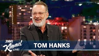 Download Tom Hanks on Becoming Mister Rogers Video