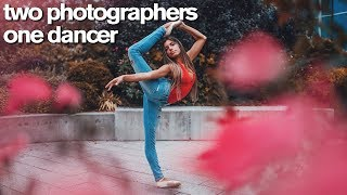 Download Two Photographers One Dancer Challenge with Brandon Woelfel Video