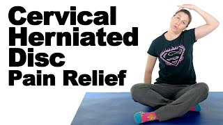 Download 10 Best Cervical Herniated Disc Exercises & Stretches - Ask Doctor Jo Video