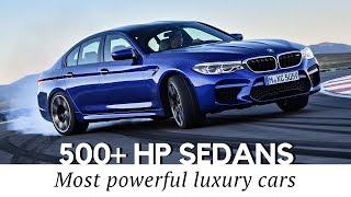 Download Top 10 Super Sedans that Can Smoke your 500hp Sports Car Video