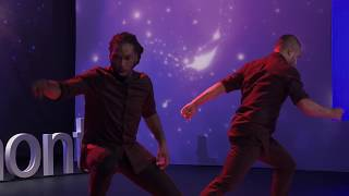 Download Dancing worth spreading | Géométrie Variable | TEDxClermont Video